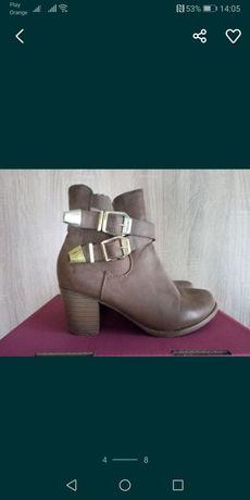 Paka butów damskich rozmiar 38 16 par