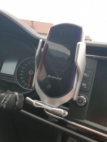 Samochodowy uchwyt do telefonu, automatyczny