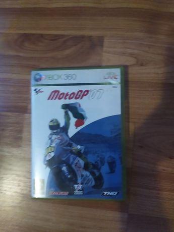 Gra na Xbox 360.