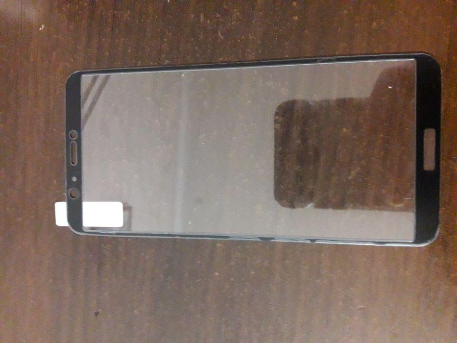 Защитное стекло huawei P smart 2018 black Запорожье - изображение 1