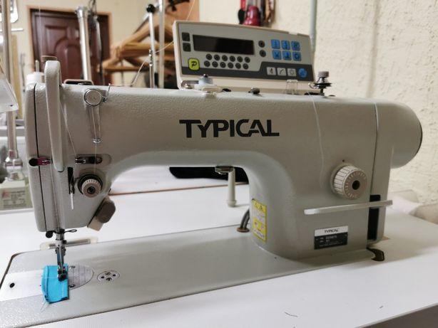 Maszyna do szycia przemysłowa TYPICAL automat