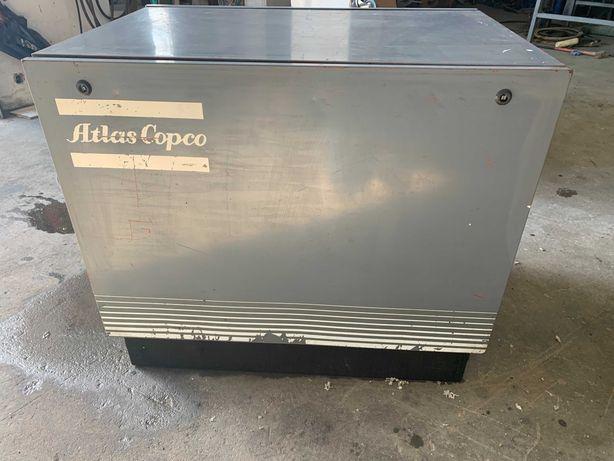 compressor parafuso  atlas copco  + deposito homologado