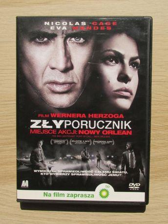 ZŁY PORUCZNIK DVD Nicolas Cage Eva Mendes Val Kilmer