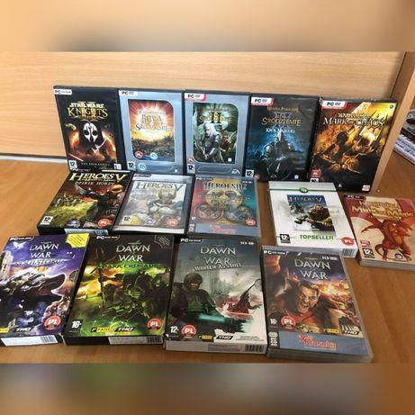 Kolekcja gier PC, Bitwa o Śródziemie 2 i inne