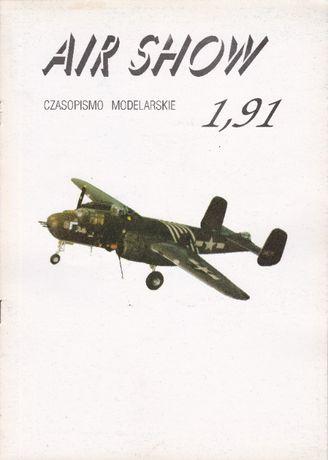 Czasopismo Modelarskie - Air Show 1/91