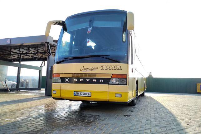Setra S 315 HD автобус сетра