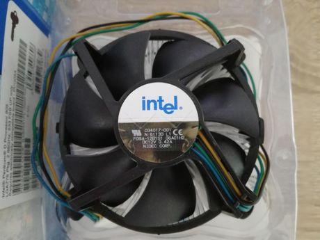 Cooler chłodzenie procesora Intel Pentium D