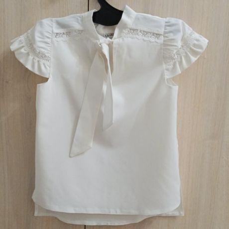 Блуза шкільна для дівчинки