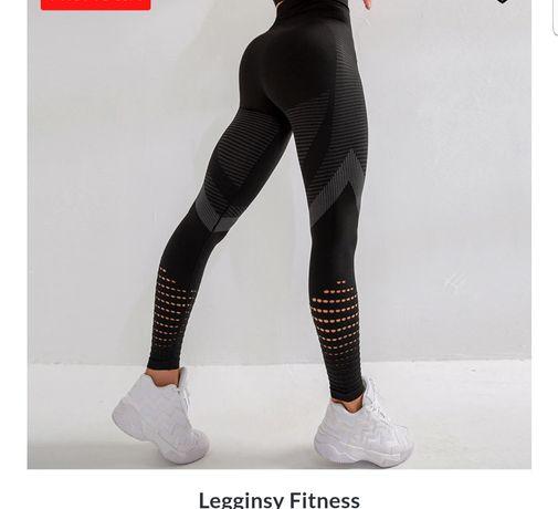 Leginsy sportowe