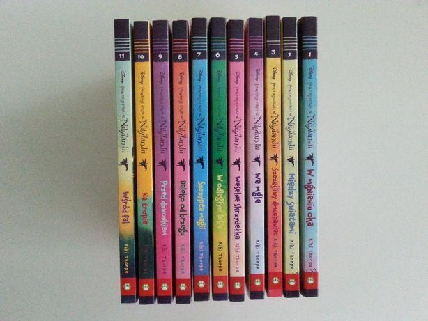Seria 11 książek dla dziewczynek: Pewnego razu w Nibylandii Thorpe Kik