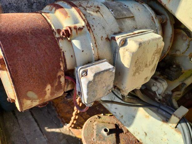 Grua hidráulica tubolar ferro
