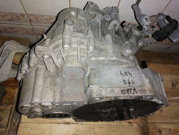 Skrzynia Biegów KUG 4X4 4motion 2.0 TDI VW Tiguan Audi Q3 Reduktor KPL