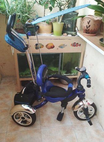 3-х колесный велосипед Mars Trike KR01air (синий)