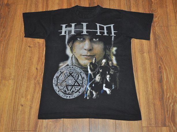 HIM - Koszulka t-shirt rozm.S Ville Valo
