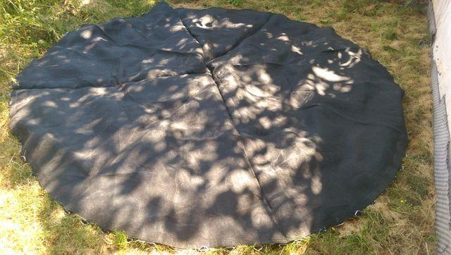 Batut do trampoliny średnica 340 cm 80 uchwytów.