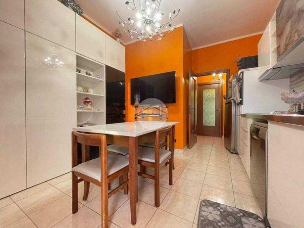 Двухкомнатная видовая квартира в Турине
