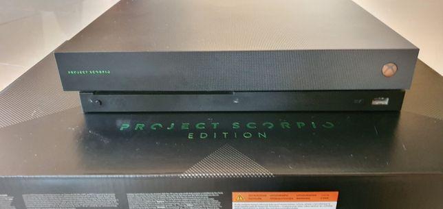 Xbox One X edycja Scorpio