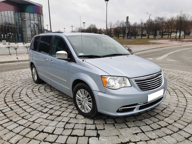 2013 Limited + LPG Chrysler Town & Country