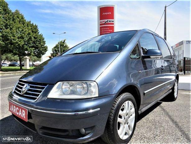VW Sharan 1.9 TDI  7L  130CV