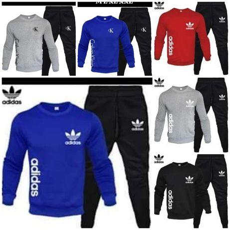 Komplety męskie z logo CK Pitbull Adidas kolory M-XXL!!!