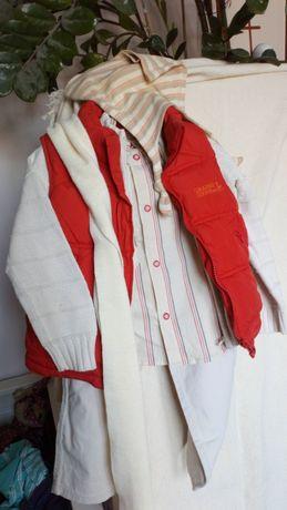 Ubrania chłopięce rozmiar 98/104