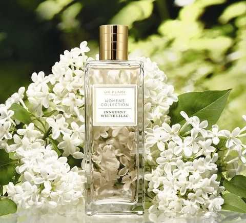 Women's Collection Innocent White Lilac Oriflame