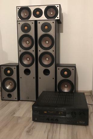amplituner yamaha głośniki 5.1