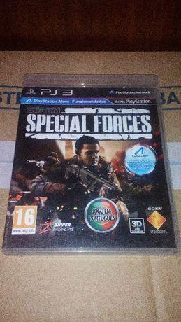 jogo Special Forces para a ps3
