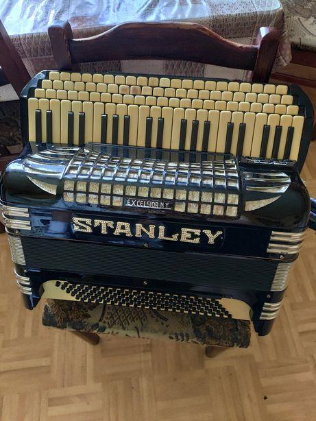 Akordeon guzikowy Stanley Excelsior