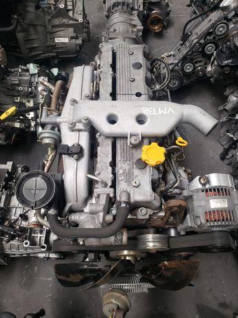 Motor Grand Cherokee