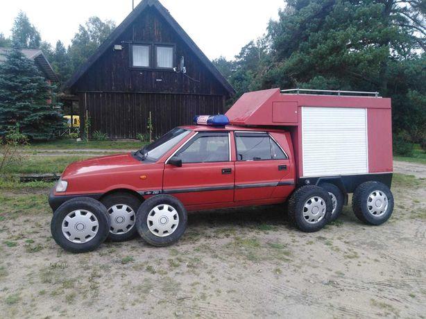 Strażacki Polonez truck