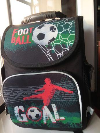 Рюкзак каркасный школьный для мальчика