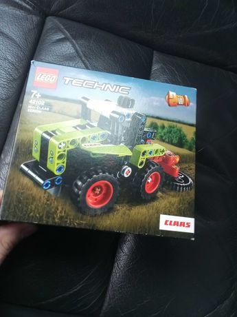 Nowe Klocki LEGO 42102 Technic Mini CLAAS XERION zamiana City