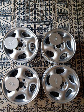 """Felgi aluminiowe FORD 15"""" 4X108"""