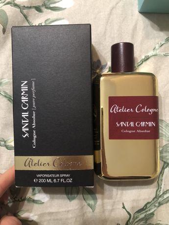 Элитный парфюм Atelier Cologne -Santal Carmin