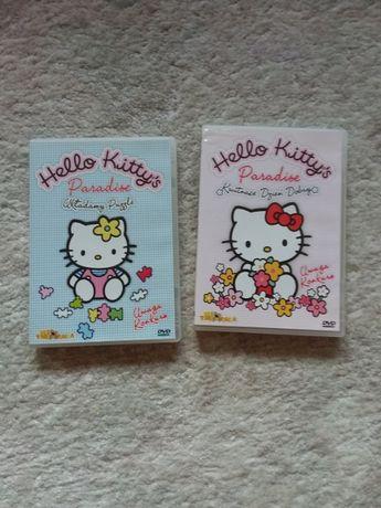 Płyty DVD Hello Kitty's