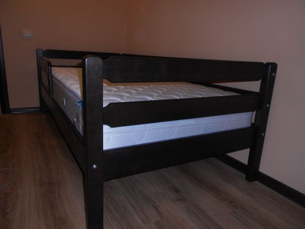 Кровать деревянная венге Тимошка в наличии 80*160 и 90*190