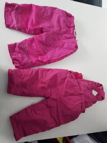 Spodnie ocieplane/ zimowe