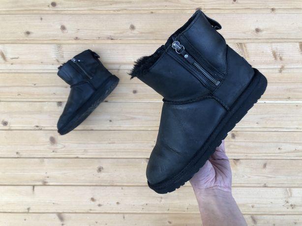 37р Оригинальные уги ботинки UGG Zip Mini/ Zara Prada Gucci Guess