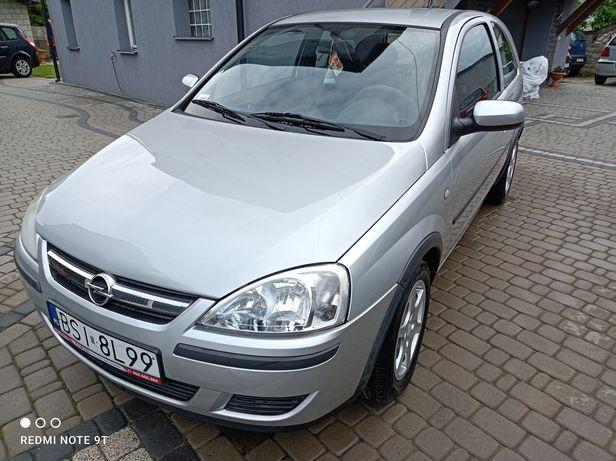 Opel Corsa C 1.2 16v, klima, 2xkoła