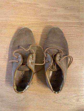 Sapatilhas beige (tamanho 40-41) - ALDO
