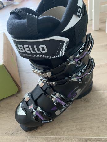 Лыжные ботинки Dalbello 80 black, 39 размер