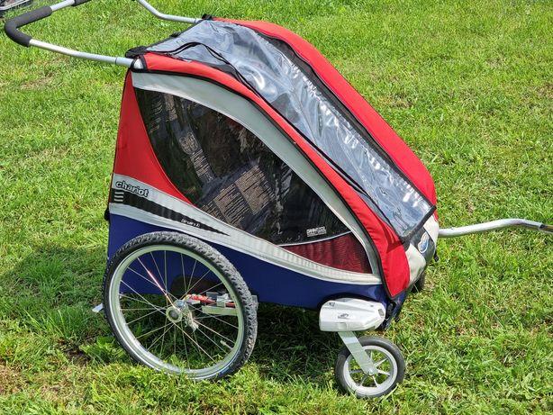 Przyczepka rowerowa chariot thule corsaire xl