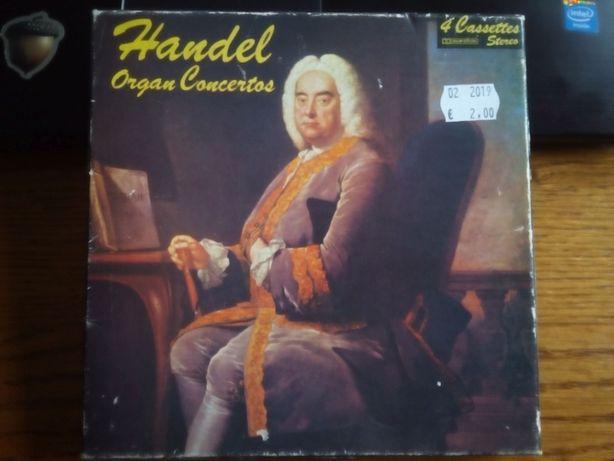 Handel - koncert organowy