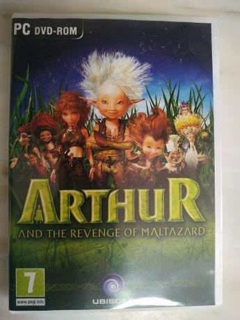 Arthur jogo PC UBISOFT