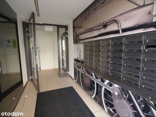 Wilda Rolna - komfortowe gotowe 2 pokoje i balkon