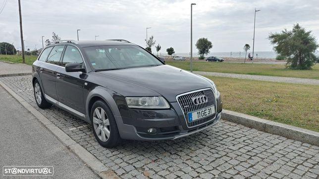 Audi A6 Allroad 3.0 TDi V6 Tip.