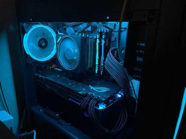 Процессорный кулер AMD Wraith Prism LED RGB