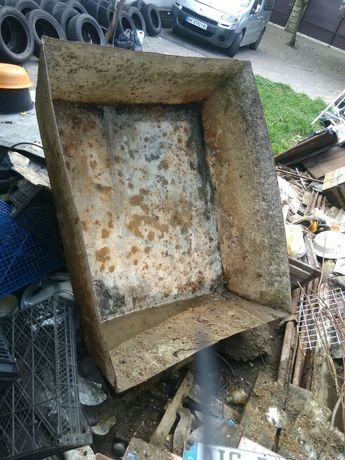 Ящик металевий,бад'я ,корито... для розчину ,бетону на 1м3