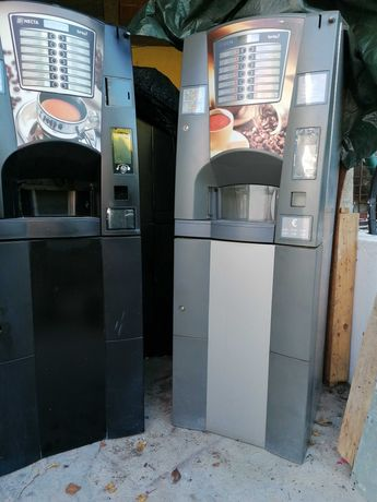 Máquinas de Vending Café e snack